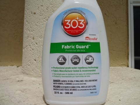 303 Fabric Guard Protector